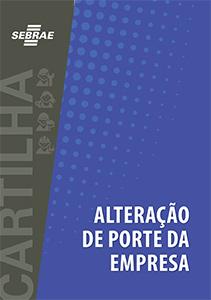 Cartilha MEI Alteração de porte da empresa - Sebrae